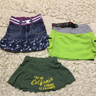 ドリームベイビーズ(DREAMBABYS)のキッズ スカート 100(スカート)