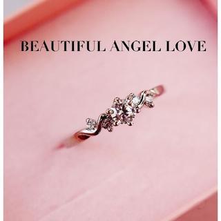 ♡大人気♡リング 指輪 スワロフスキー レディース(リング(指輪))