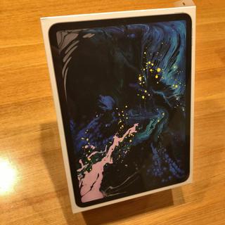 アイパッド(iPad)のiPad Pro 11インチ Wi-Fi 64GB 2018年秋モデル(タブレット)