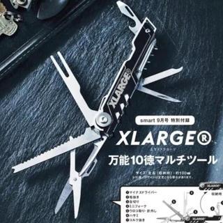 非売品 XLARGE® エクストララージ 万能10徳マルチツール