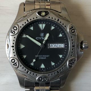 シーマ(CYMA)の腕時計(腕時計(アナログ))