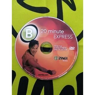 ZUMBA ズンバ DVD レッスン