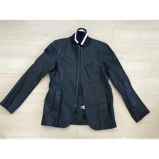 ネクサスセブン(NEXUSVII)のNEXUS7 革ジャン ジャケット コート ネクサス7 黒(レザージャケット)