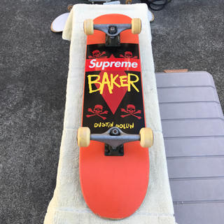 ベイカー(BAKER)の早い者勝ち⭐️スケートボード BAKER コンプリート(スケートボード)