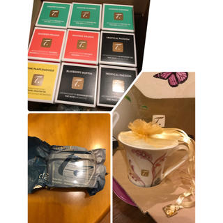 ネスレ スペシャルT   セット(茶)