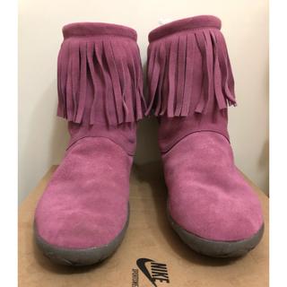 ナイキ(NIKE)のナイキ チャッカモック 26センチ(ブーツ)