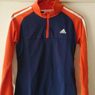 アディダス(adidas)のadidas スポーツウェア(テニス)(Tシャツ(長袖/七分))