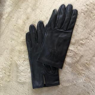 セリーヌ(celine)の✳︎celine レディースグローブ(手袋)