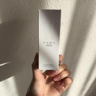 ザラ(ZARA)のZARA ホワイト オードトワレ(香水(女性用))