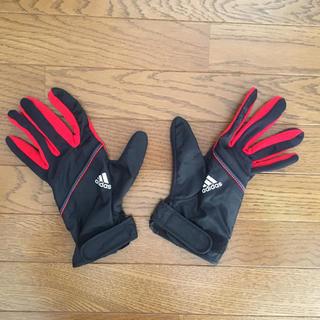 アディダス(adidas)のアディダス子供スポーツ手袋(手袋)
