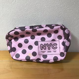 エヌワイシー(NYC)のNYC Myojo付録 水玉ポーチ(アイドルグッズ)