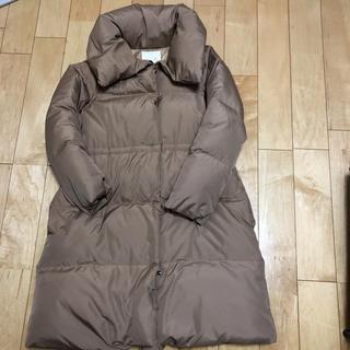 クチュールブローチ(Couture Brooch)のクチュールブローチ ダウンコート(Sサイズ)(ダウンコート)