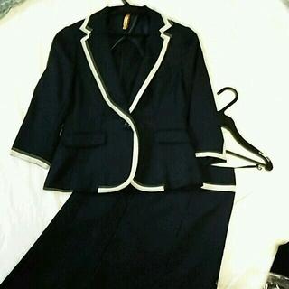 オリヒカ(ORIHICA)のバイカラースーツ(スーツ)