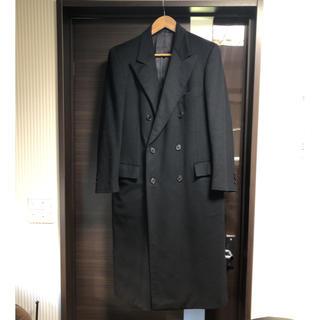 バーバリー(BURBERRY)のバーバリー カシミア ロングコート 46サイズ(その他)