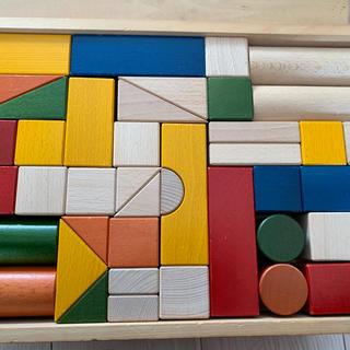 ボーネルンド(BorneLund)のつみき 積み木 BorneLund(ボーネルンド) カラー(積み木/ブロック)