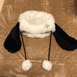 ユニバーサルスタジオジャパン(USJ)のUSJ スヌーピー 帽子(ニット帽/ビーニー)