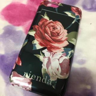 リエンダ(rienda)のrienda iPhoneミラー付ケース6/6s(iPhoneケース)