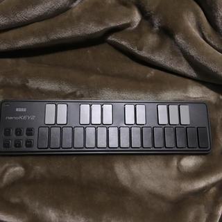 コルグ(KORG)のKORG nanoKEY2(midiキーボード)(MIDIコントローラー)