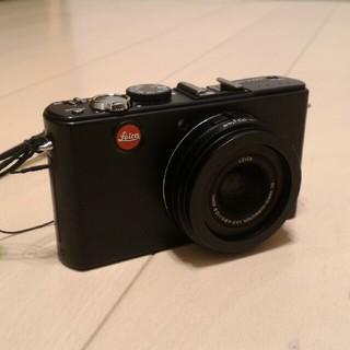 ライカ(LEICA)のLEICA D-LUX 4 デジタルカメラ(コンパクトデジタルカメラ)