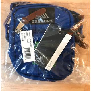 グレゴリー(Gregory)のグレゴリー クイックポケットS 新品未使用(ショルダーバッグ)