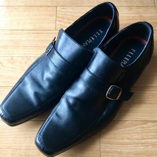 エルプラネット(ELLE PLANETE)のELLE PLANETE 革靴 グリップ底 27.0cm(ドレス/ビジネス)