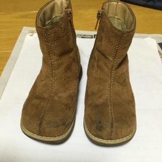 ファミリア(familiar)のfamiliar 子供用ブーツ  15cm(ブーツ)