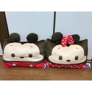 ディズニー(Disney)の新品未使用!ディズニー マシュマロ枕♡スクエアクッション!(枕)