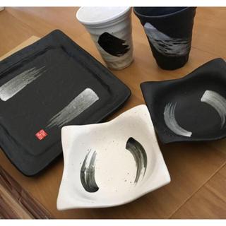 ⭐️期間限定値下げ⭐️新品未使用 山本寛斎作 食器7点セット