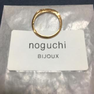 noguchi  k14  ピンキーリング  #4(リング(指輪))