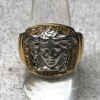 男性用K18&PT900ダイヤリング D0.12ct(リング(指輪))
