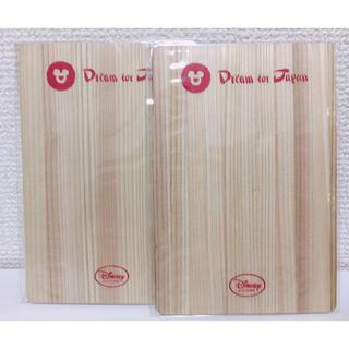 ディズニー(Disney)のDisney store 木製オリジナルポストカード(写真/ポストカード)