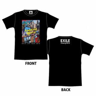 エグザイル トライブ(EXILE TRIBE)のAMAZING WORLD Tシャツ(Tシャツ(半袖/袖なし))