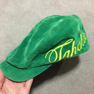 ターチー(TAHCHEE)のTahcheeハンチング帽(ハンチング/ベレー帽)