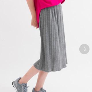 リサーチ(....... RESEARCH)のアーバンリサーチ ニットプリーツスカート(ひざ丈スカート)
