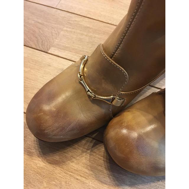 chausser(ショセ)のショセ chausser ブーツ レディースの靴/シューズ(ブーツ)の商品写真