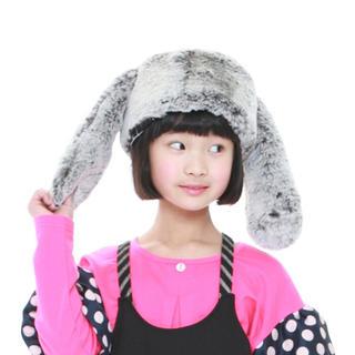 ユニカ(UNICA)の期間限定値下げ UNICA うさぎちゃんロシア帽(帽子)