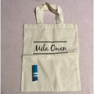 ミラオーウェン(Mila Owen)のミラオーウェン ノベルティ セット(エコバッグ)