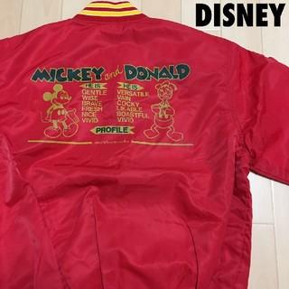ディズニー(Disney)の#3949 DISNEY ディズニー ナイロンジャケット ジャンパー ブルゾン(ナイロンジャケット)