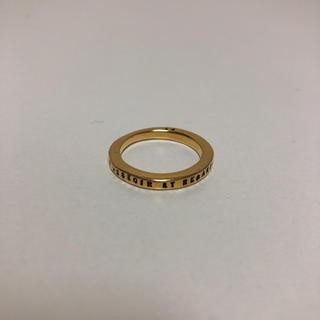 アッシュペーフランス(H.P.FRANCE)のアシュペーフランス 指輪 ゴールド リング 5.5号(リング(指輪))