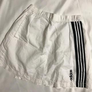 アディダス(adidas)のアディダスオリジナルス ラップスカート(ミニスカート)