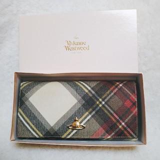 ヴィヴィアンウエストウッド(Vivienne Westwood)のヴィヴィアンウエストウッド 長財布 マルチカラー 箱、説明書付き(財布)