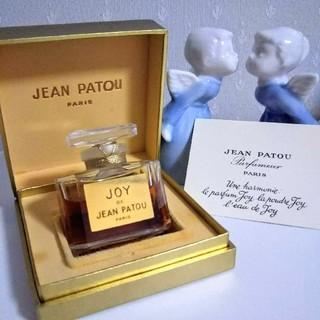 ジャンパトゥ(JEAN PATOU)の希少!ジャンパトゥ バラ&ジャスミン香水(香水(女性用))