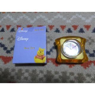ディズニー(Disney)のくまのプーさん 置時計(置時計)