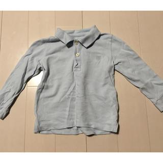 ザラ(ZARA)のZARA BABY シンプル ポロシャツ 92(Tシャツ/カットソー)