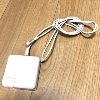 マック(Mac (Apple))のジャンク!MacBook Pro 充電器 Magsafe(PC周辺機器)