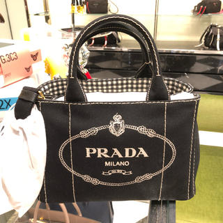 bf4bafd67a1a プラダ ギンガムチェック トートバッグ(レディース)の通販 42点 | PRADA ...