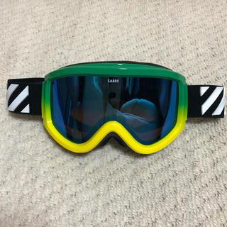 SABRE セイバー ゴーグル 新品 未使用 スキー スノーボード サングラス