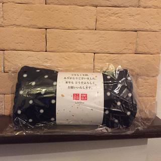 ユニクロ(UNIQLO)のユニクロ ブランケット(ノベルティ)(毛布)
