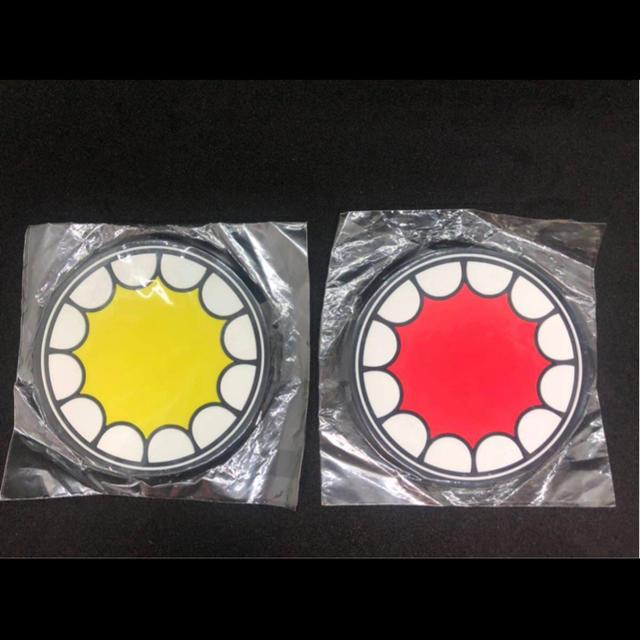 新品KAWS コースター 2枚 オリジナルフェイク originalfake エンタメ/ホビーのフィギュア(その他)の商品写真