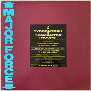 TYCOON TOSH & TERMINATOR TROOPS(ターンテーブル)